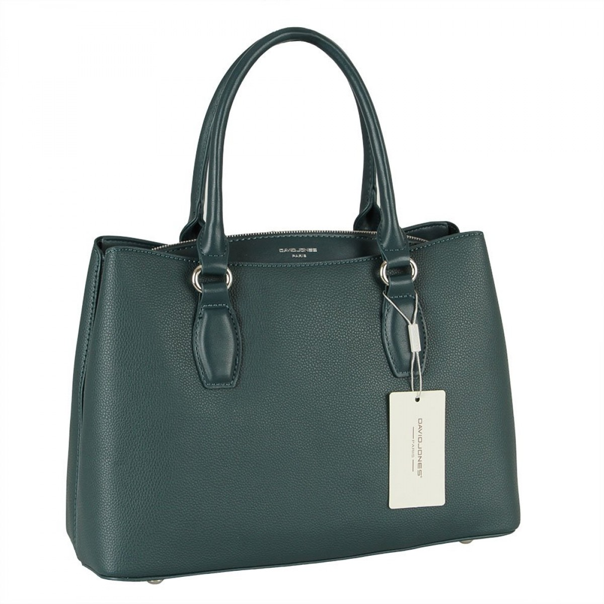Жіноча сумка David Jones CM5836 PEACOCK BLUE