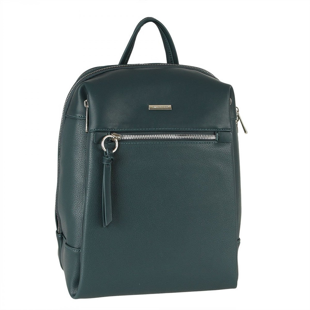 Жіночий рюкзак David Jones CM5842 PEACOCK BLUE