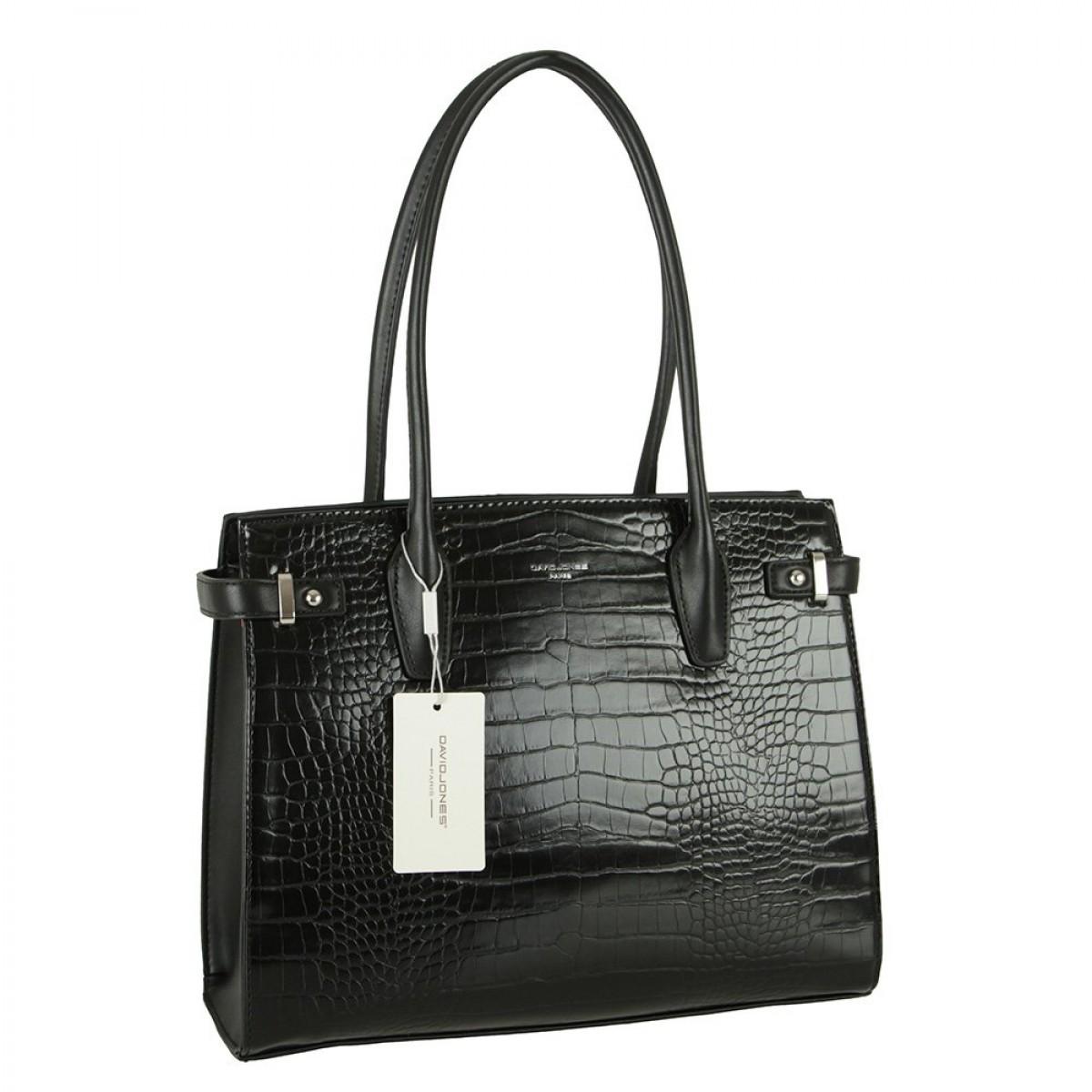 Жіноча сумка David Jones CM5846 BLACK
