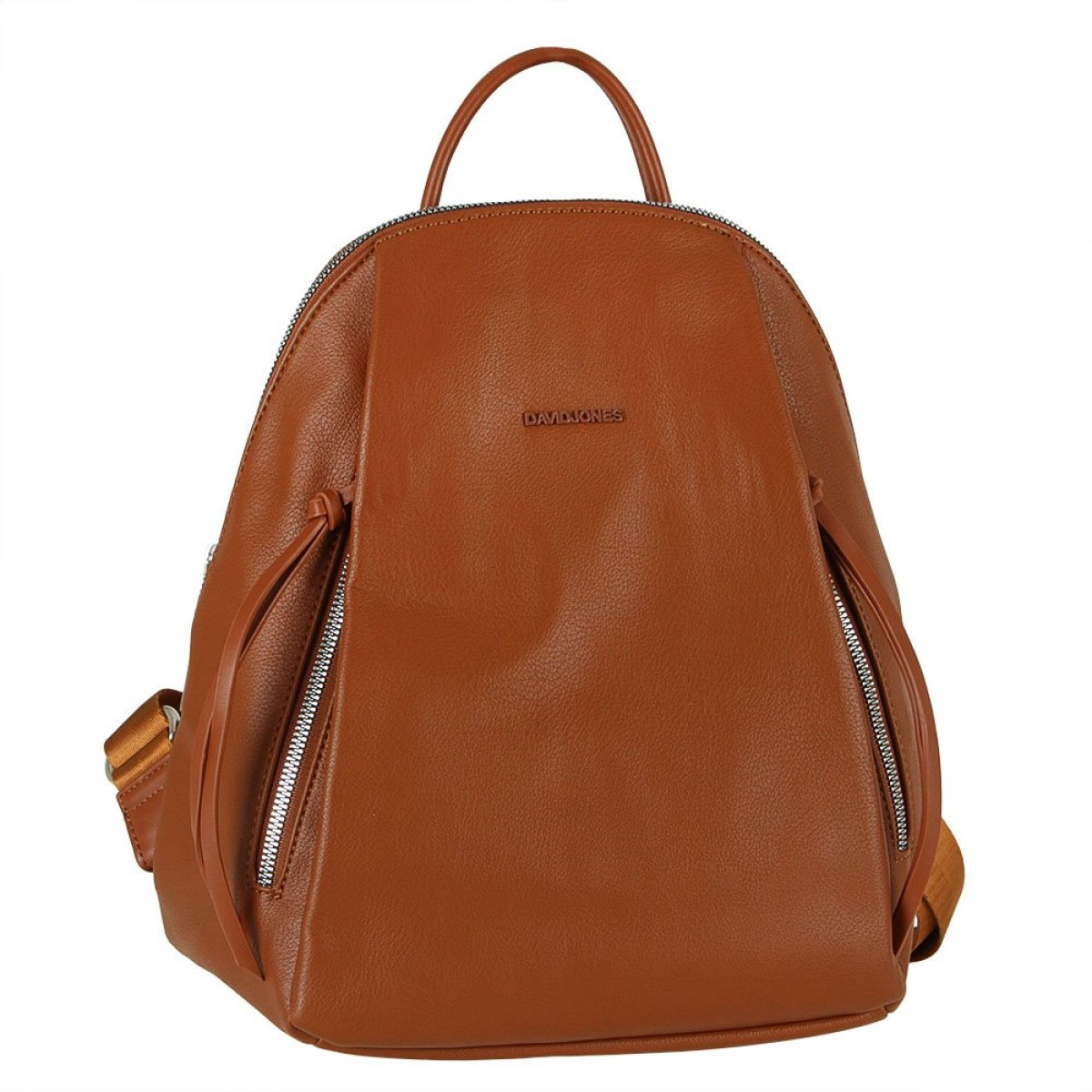 Жіночий рюкзак David Jones CM5848 COGNAC