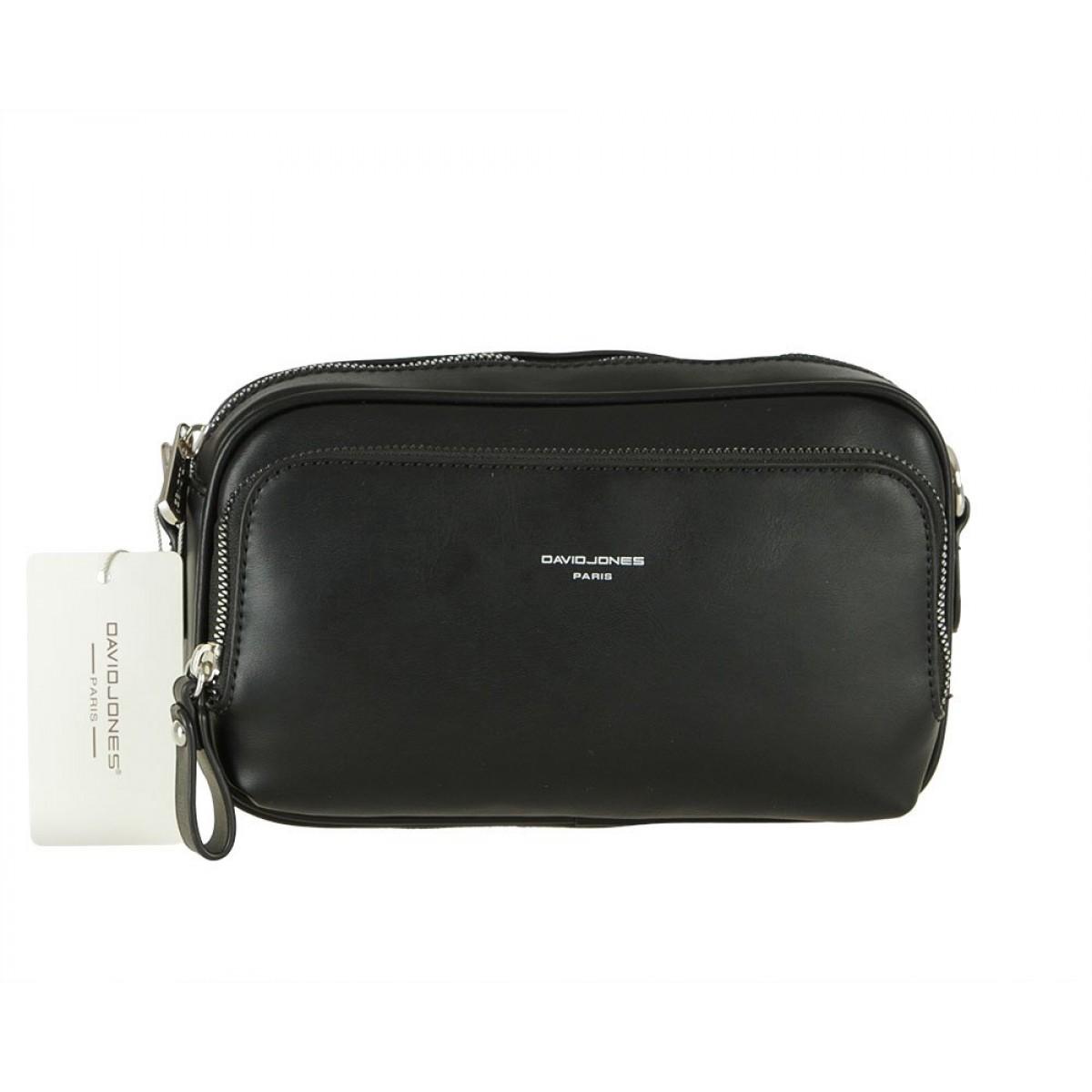 Жіноча сумка David Jones CM5849 BLACK