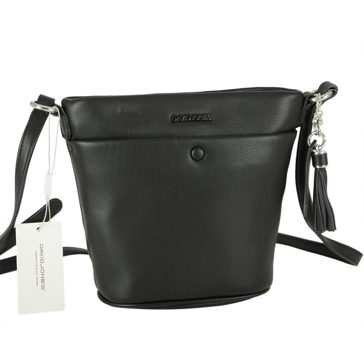 Жіноча сумка David Jones CM5851 BLACK