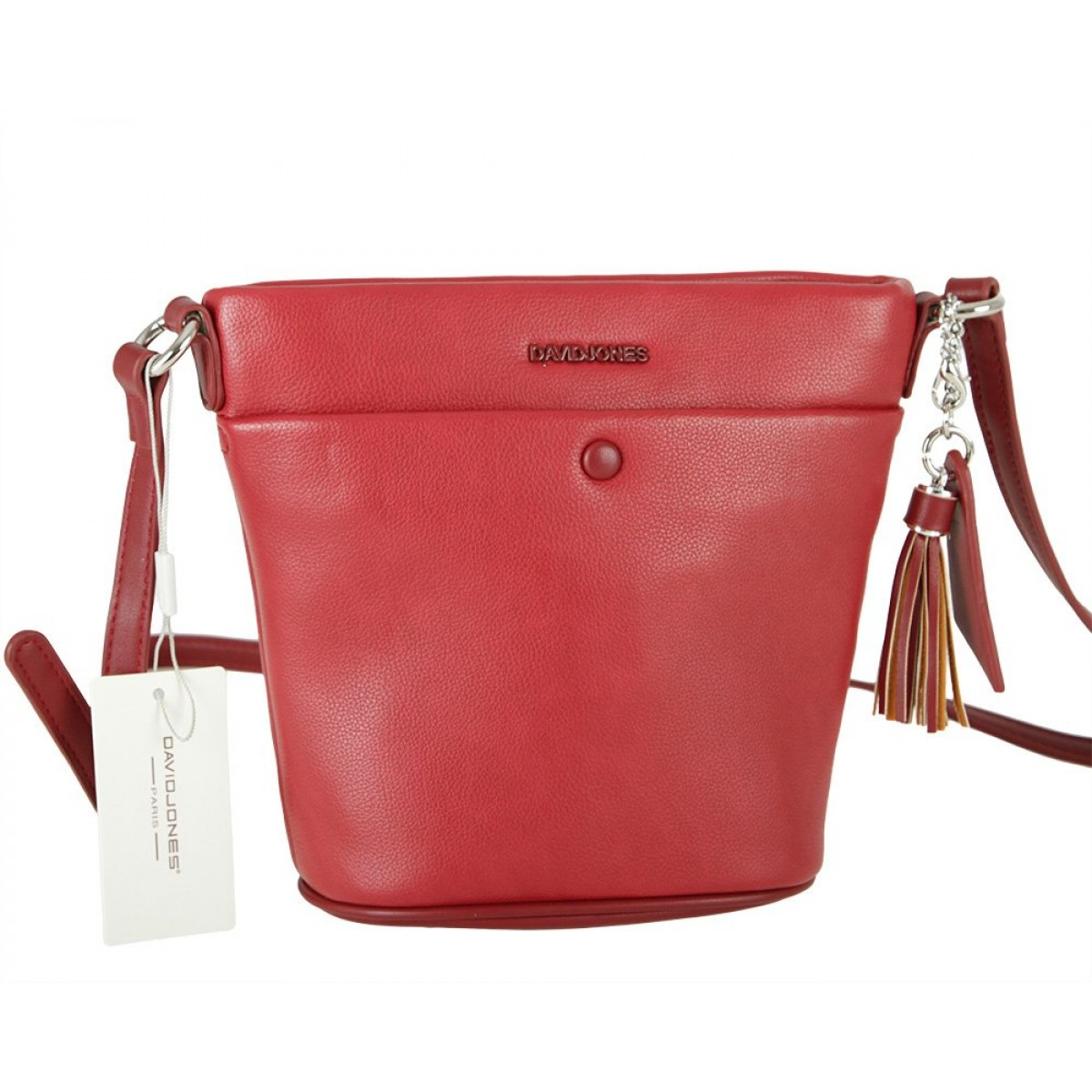 Жіноча сумка David Jones CM5851 RED