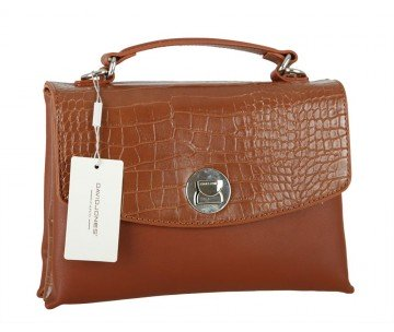 Жіноча сумка David Jones CM5852 BROWN