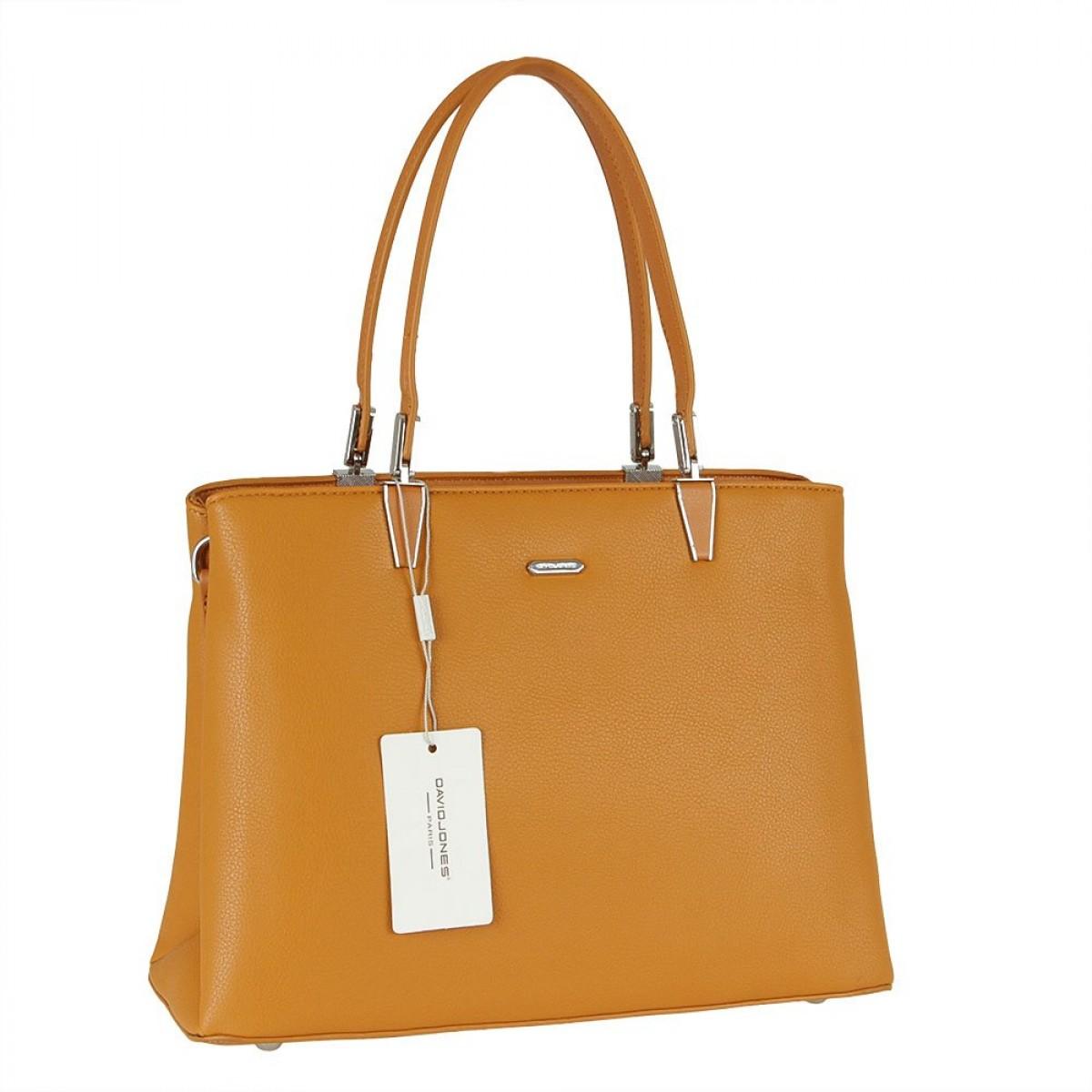 Жіноча сумка David Jones CM5853 YELLOW