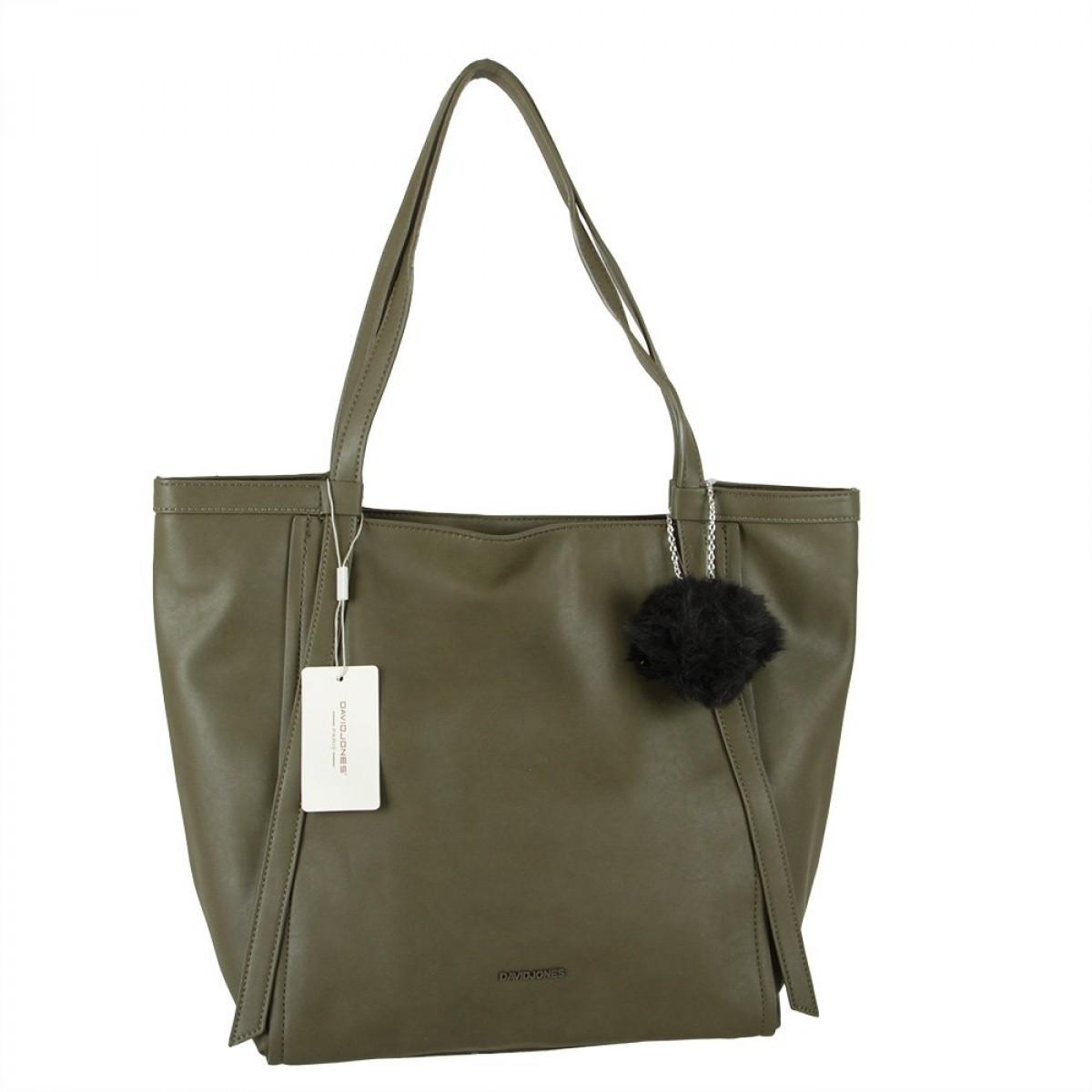 Жіноча сумка David Jones CM5856 VERT