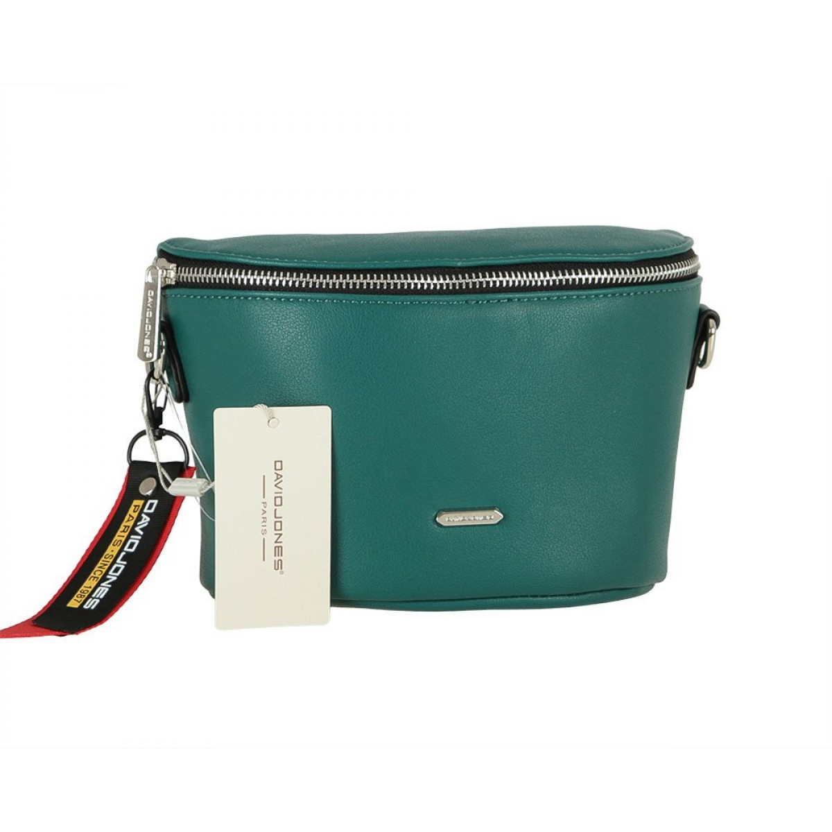 Жіноча сумка David Jones CM5857 D.GREEN