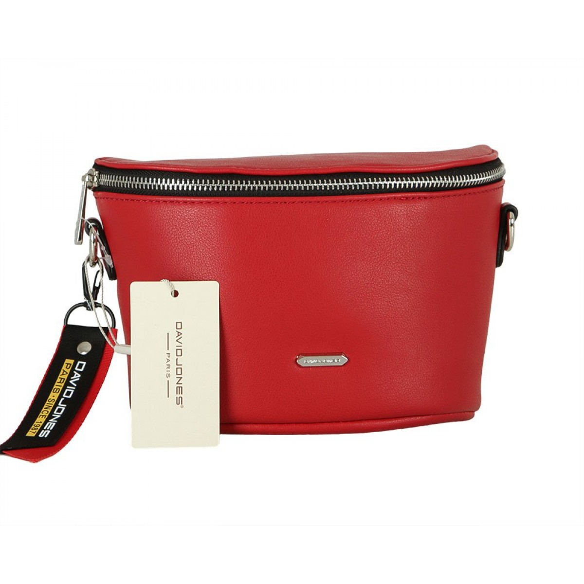 Жіноча сумка David Jones CM5857 RED