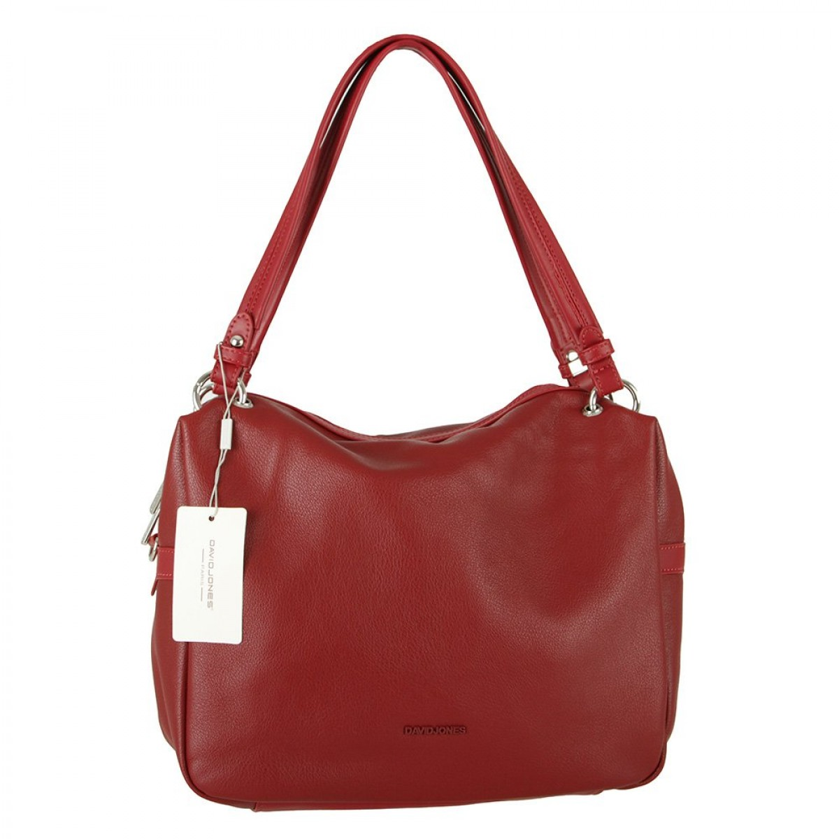 Жіноча сумка David Jones CM5866A DARK RED
