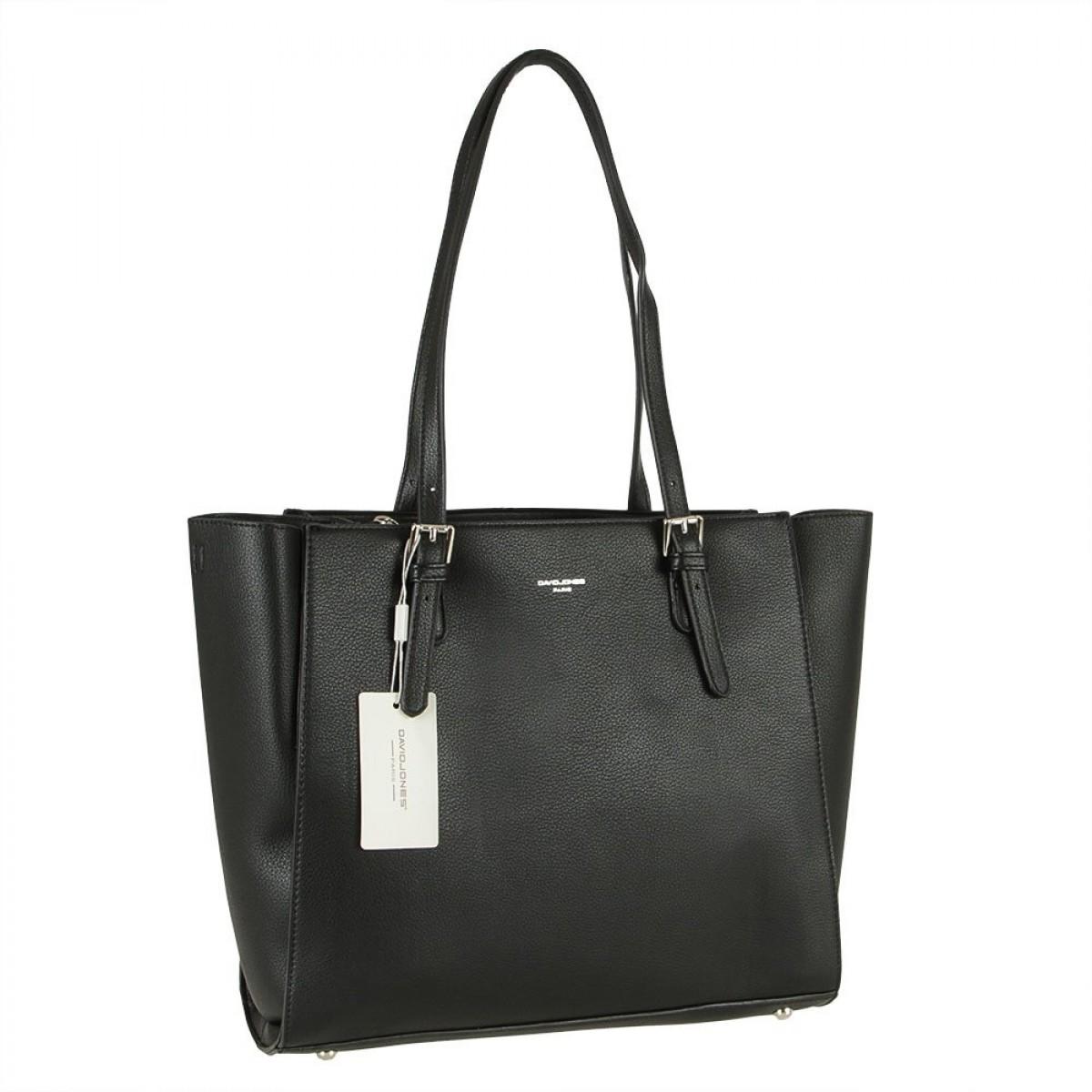 Жіноча сумка David Jones CM5872 BLACK