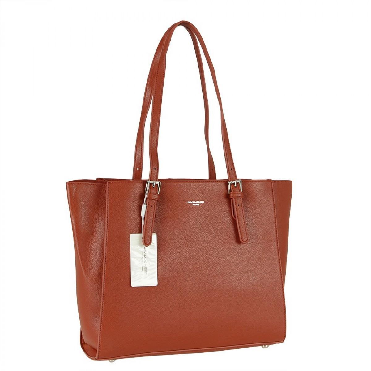Жіноча сумка David Jones CM5872 SIENNA
