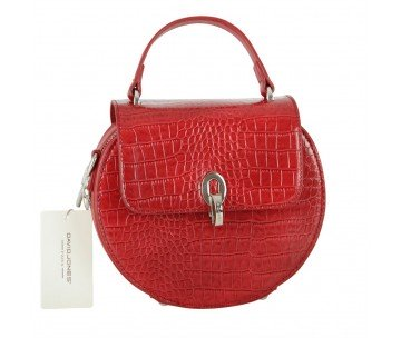 Жіноча сумка David Jones CM5875 DARK RED