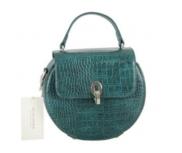 Жіноча сумка David Jones CM5875 PEACOCK BLUE
