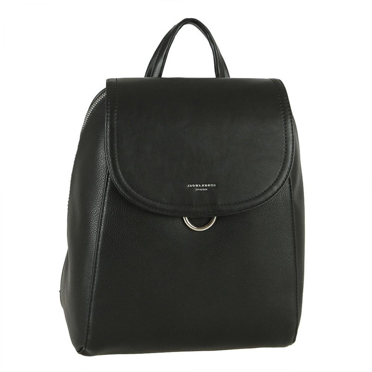Жіночий рюкзак David Jones CM5876 BLACK