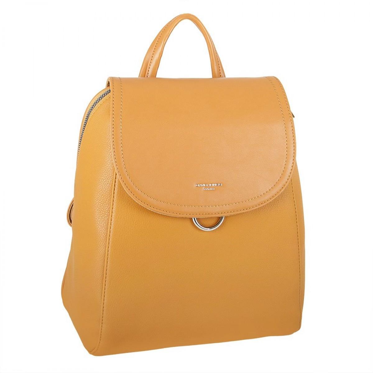 Жіночий рюкзак David Jones CM5876 YELLOW