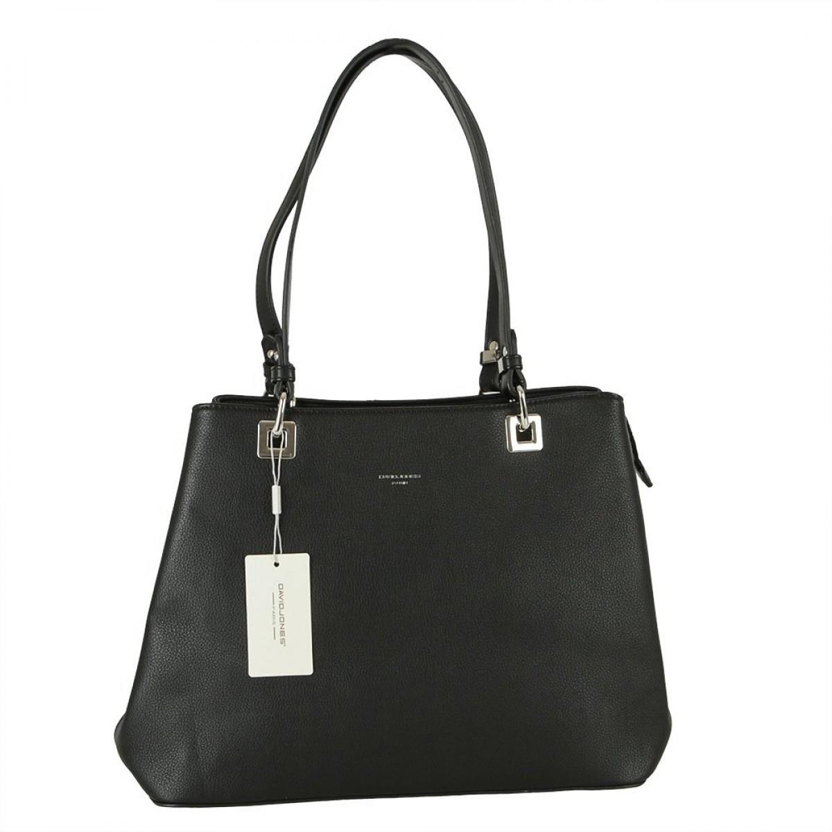 Жіноча сумка David Jones CM5879 BLACK