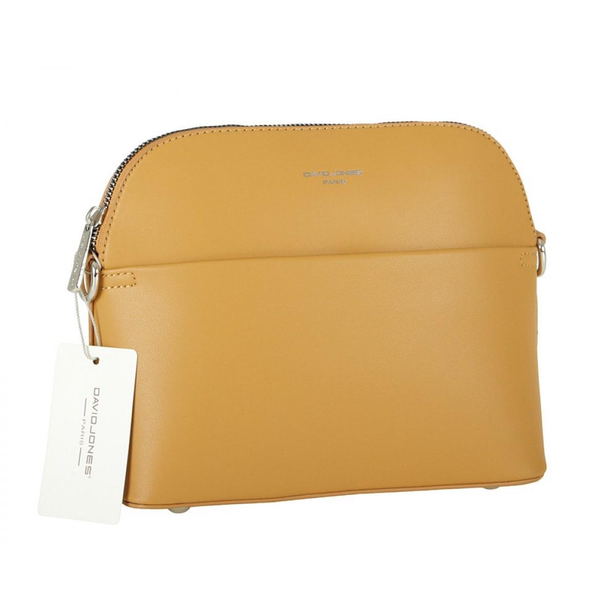 Жіноча сумка David Jones CM5881  YELLOW