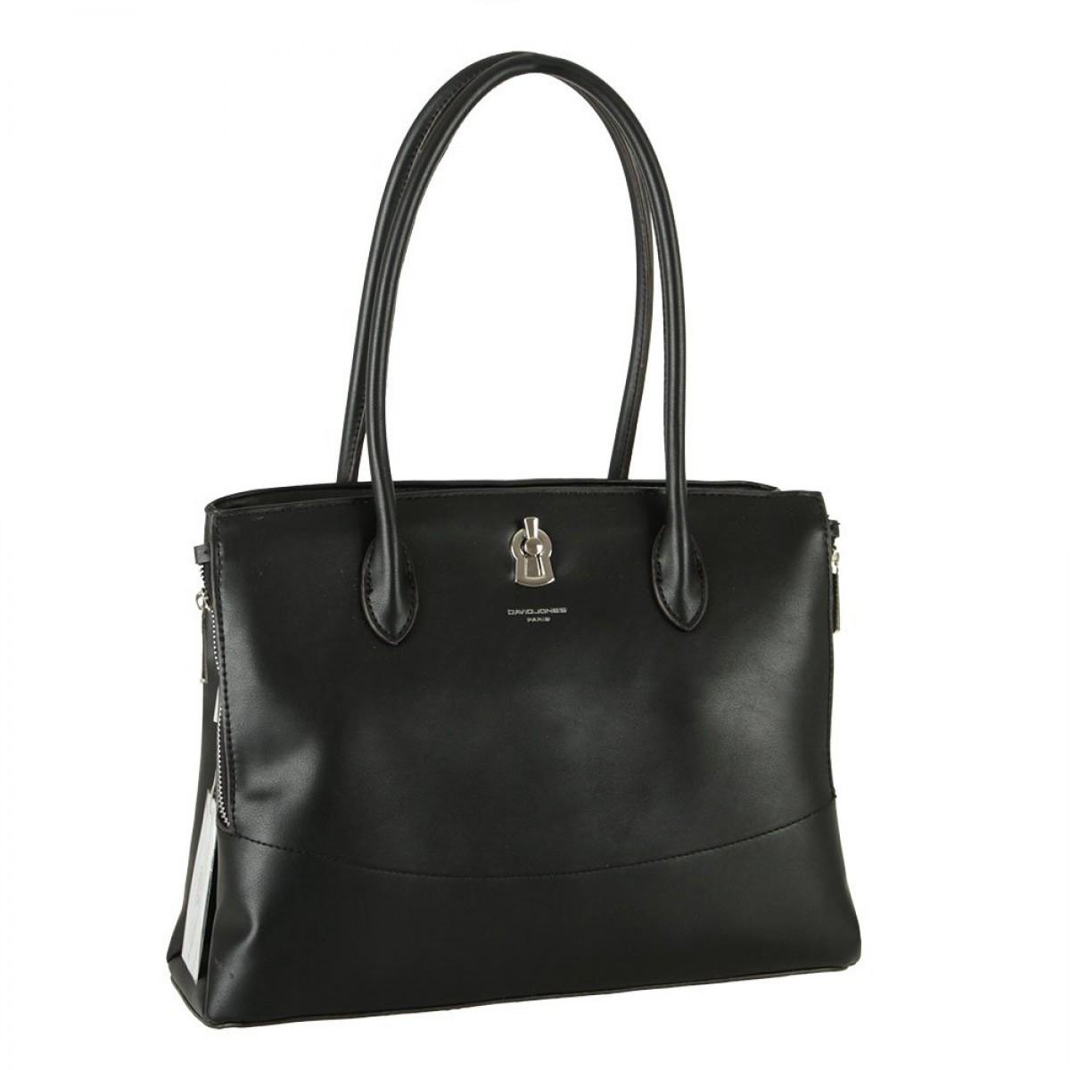 Жіноча сумка David Jones CM5885 BLACK