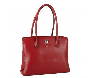 Жіноча сумка David Jones CM5885 DARK RED
