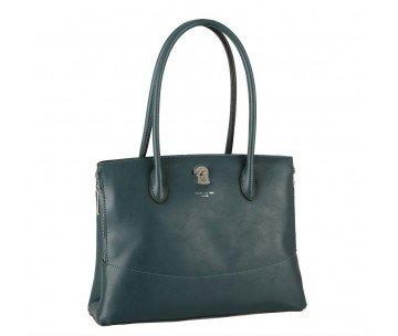 Жіноча сумка David Jones CM5885 PEACOCK BLUE