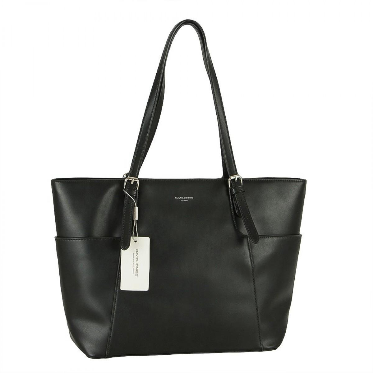 Жіноча сумка David Jones CM5887 BLACK
