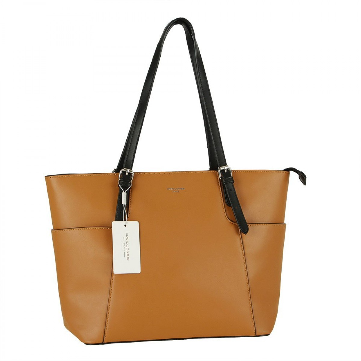 Жіноча сумка David Jones CM5887 MUSTARD