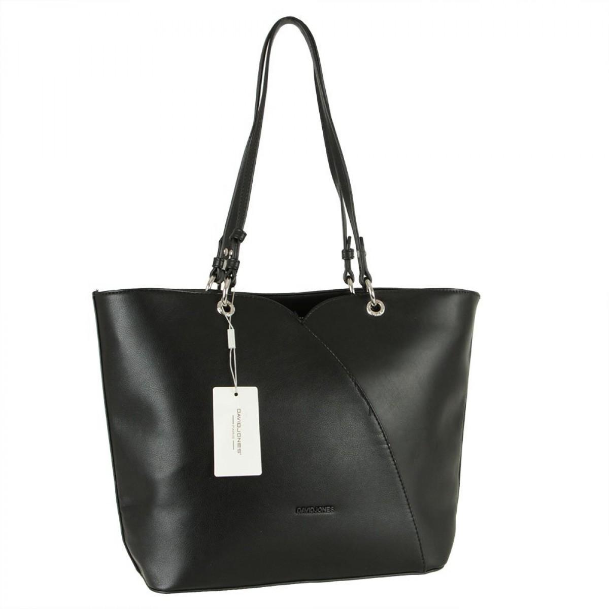 Жіноча сумка David Jones CM5893 BLACK