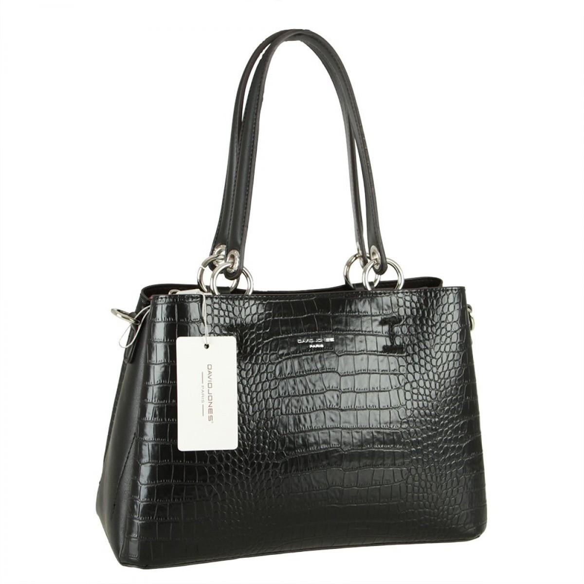 Жіноча сумка David Jones CM5896 BLACK