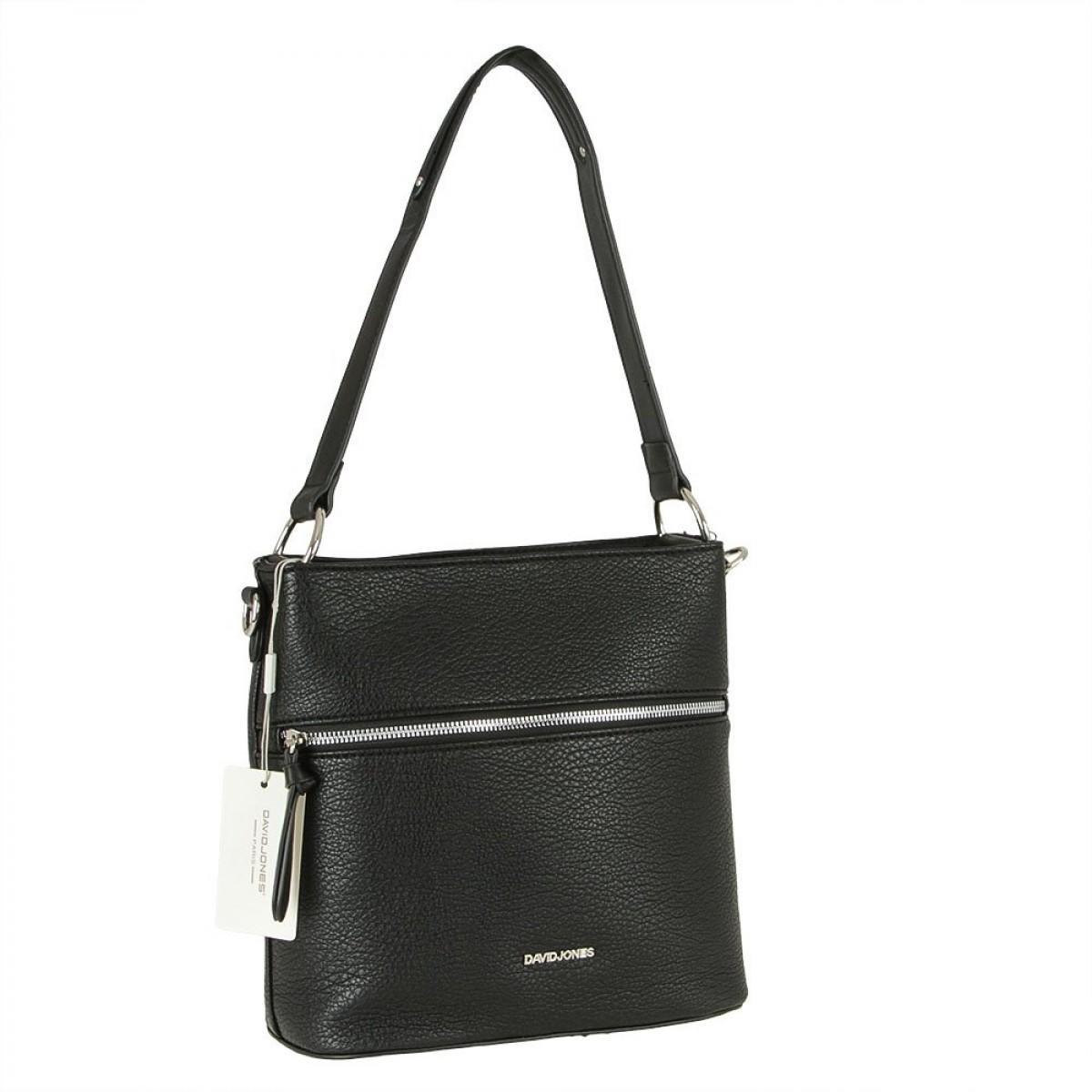 Жіноча сумка David Jones CM5900 BLACK