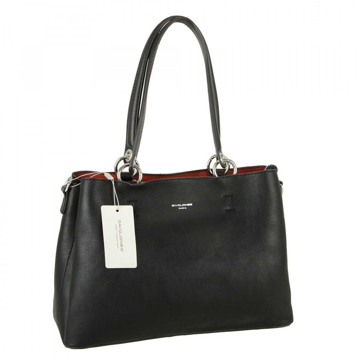 Жіноча сумка David Jones CM5901 BLACK