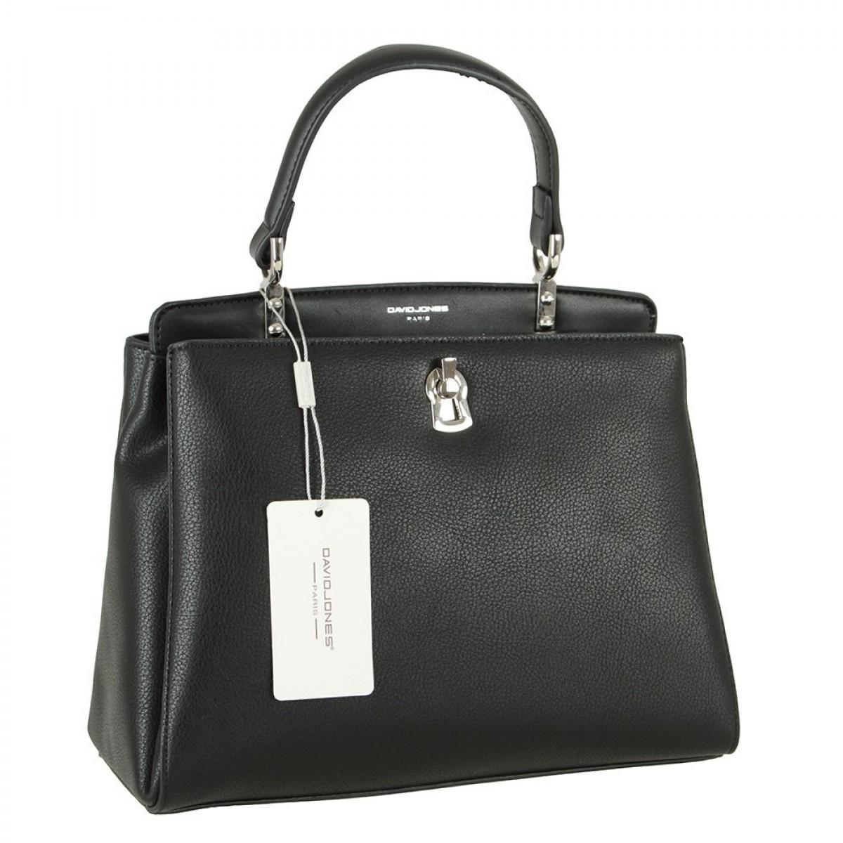 Жіноча сумка David Jones CM5905 BLACK