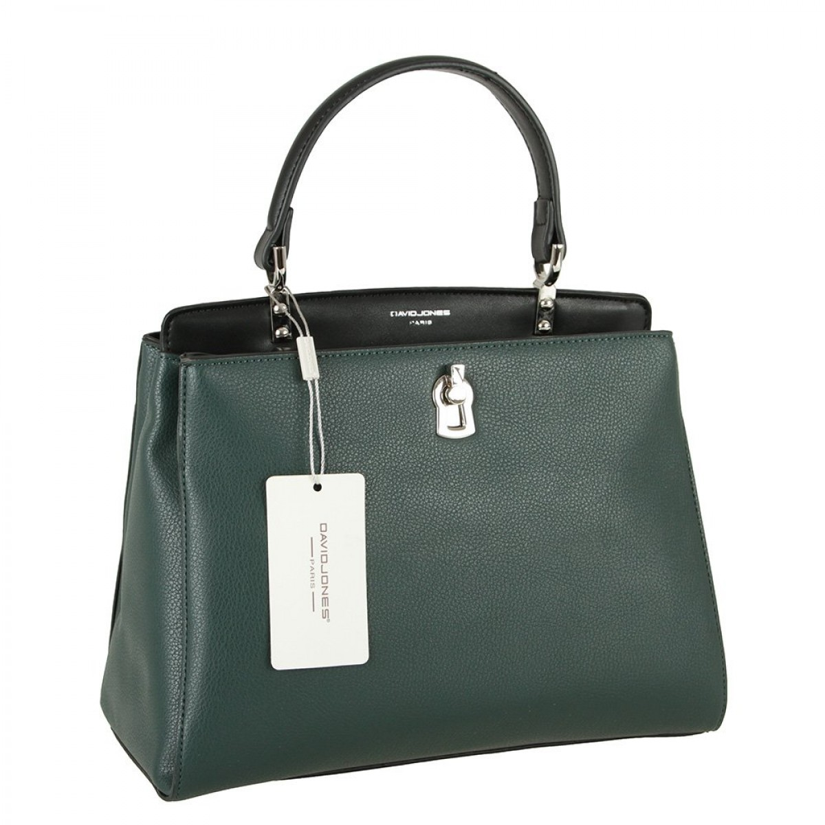 Жіноча сумка David Jones CM5905 D.GREEN