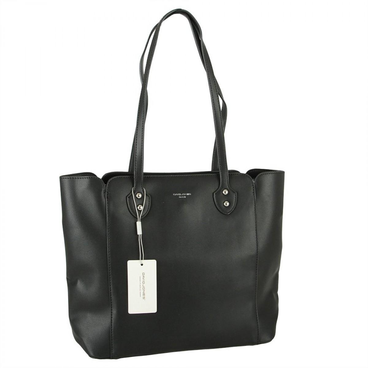 Жіноча сумка David Jones CM5907 BLACK