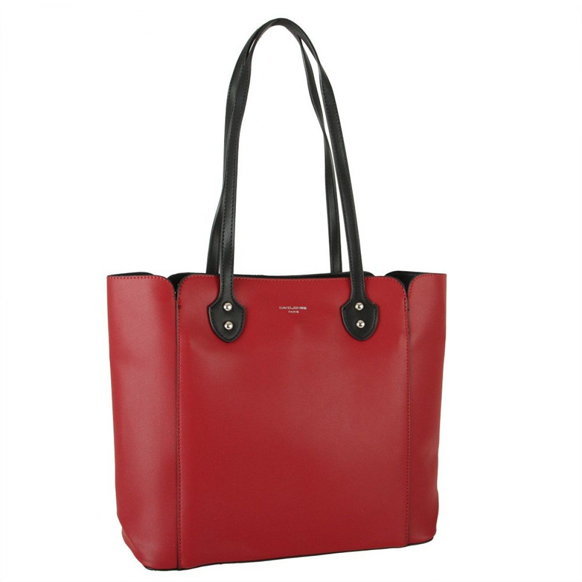 Жіноча сумка David Jones CM5907 DARK RED
