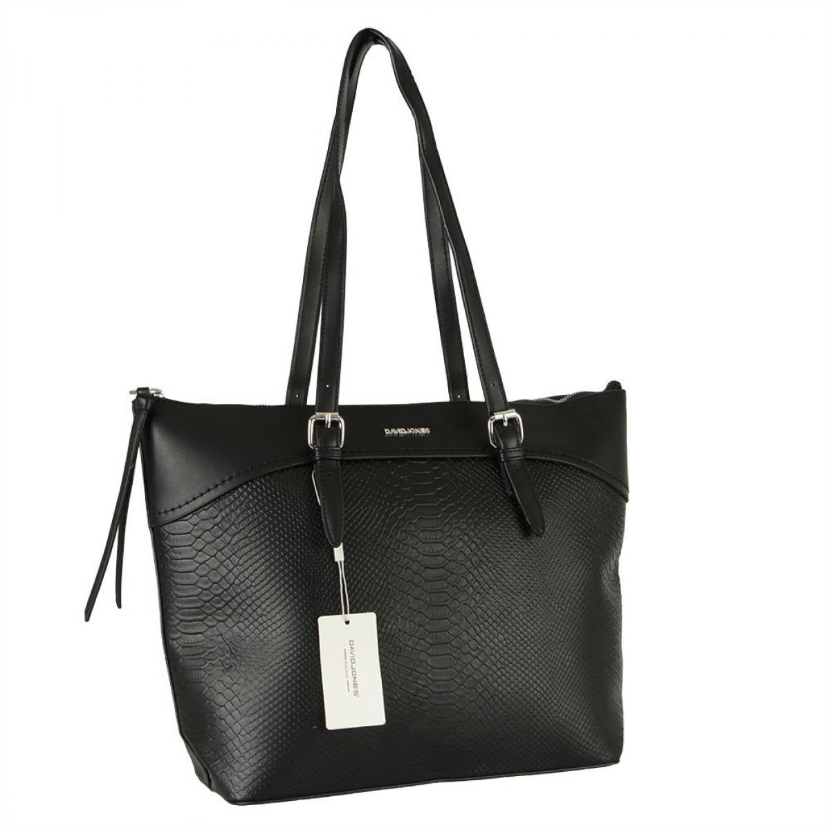 Жіноча сумка David Jones CM5908 BLACK