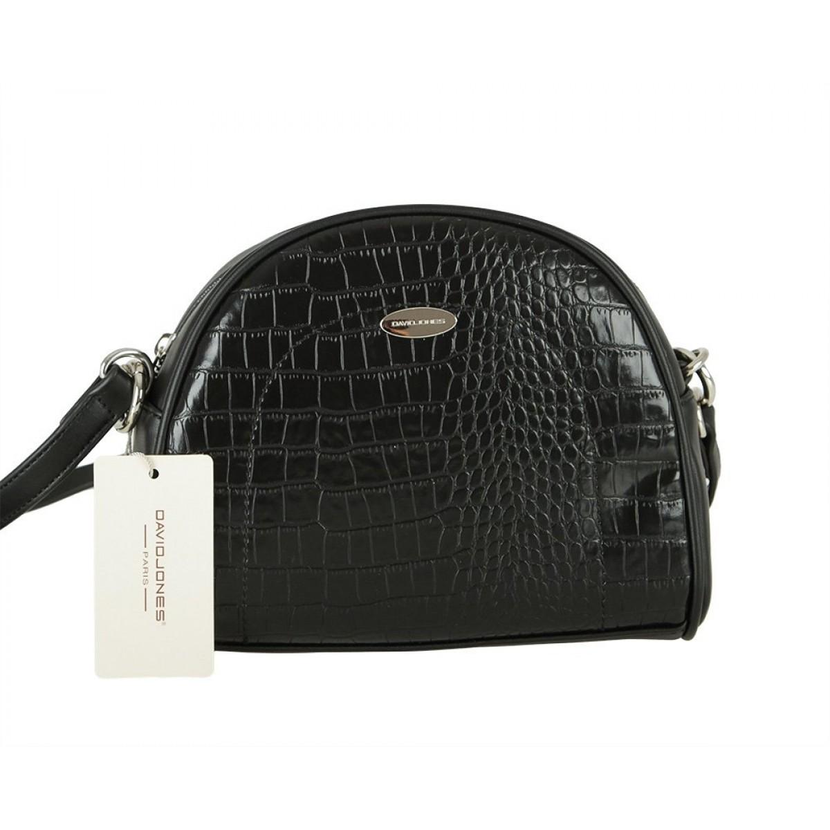 Жіноча сумка David Jones CM5909 BLACK