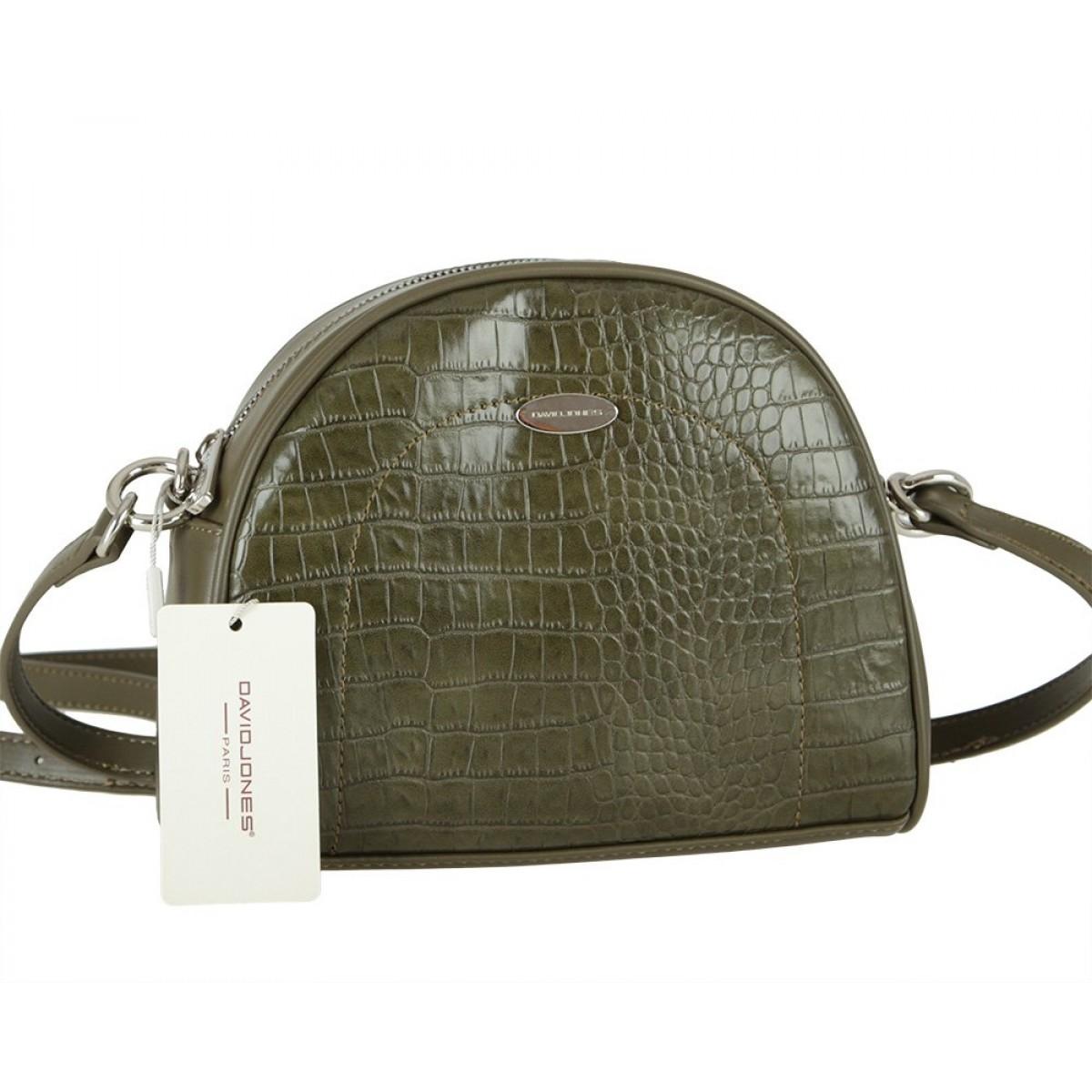 Жіноча сумка David Jones CM5909 VERT