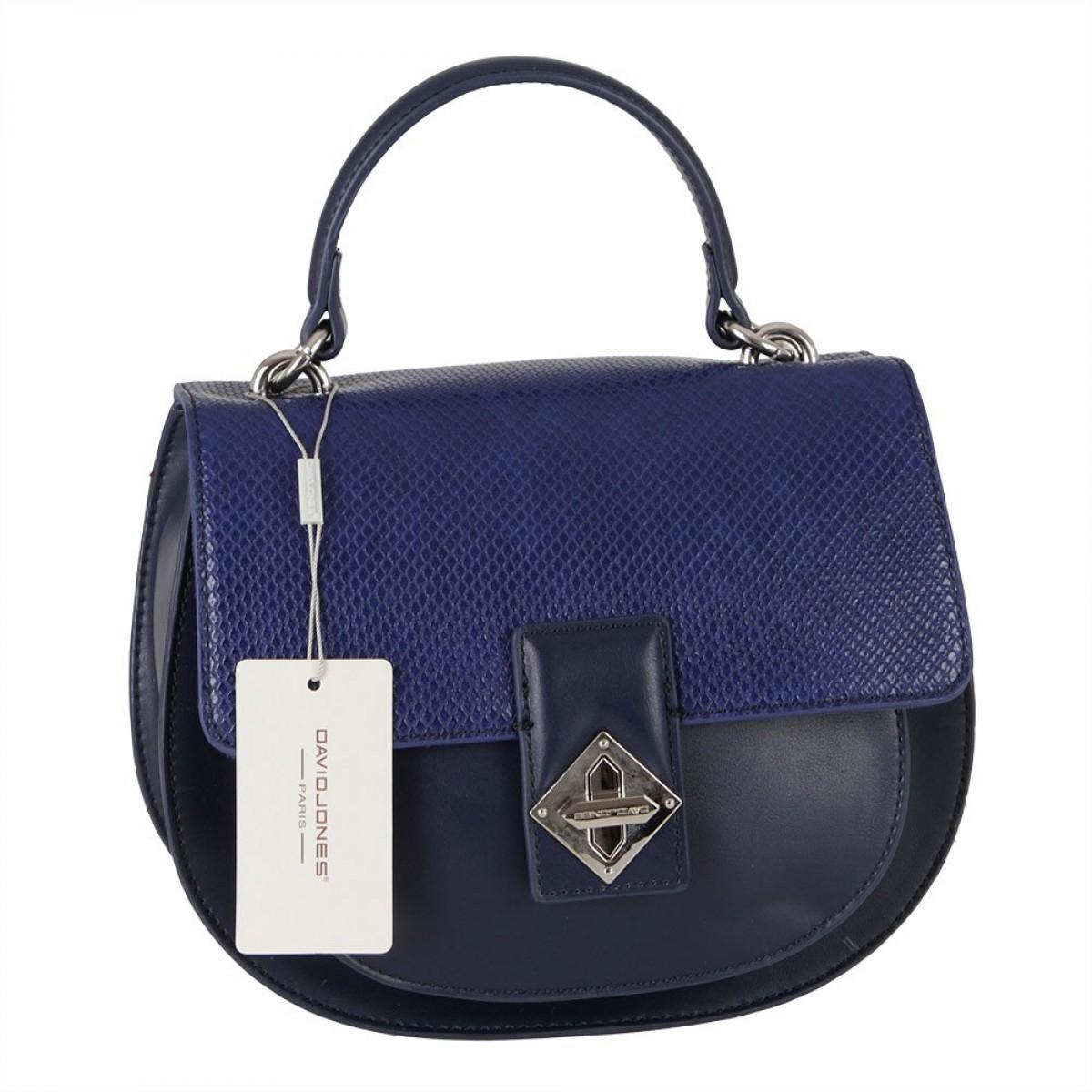 Жіноча сумка David Jones CM5917 BLUE