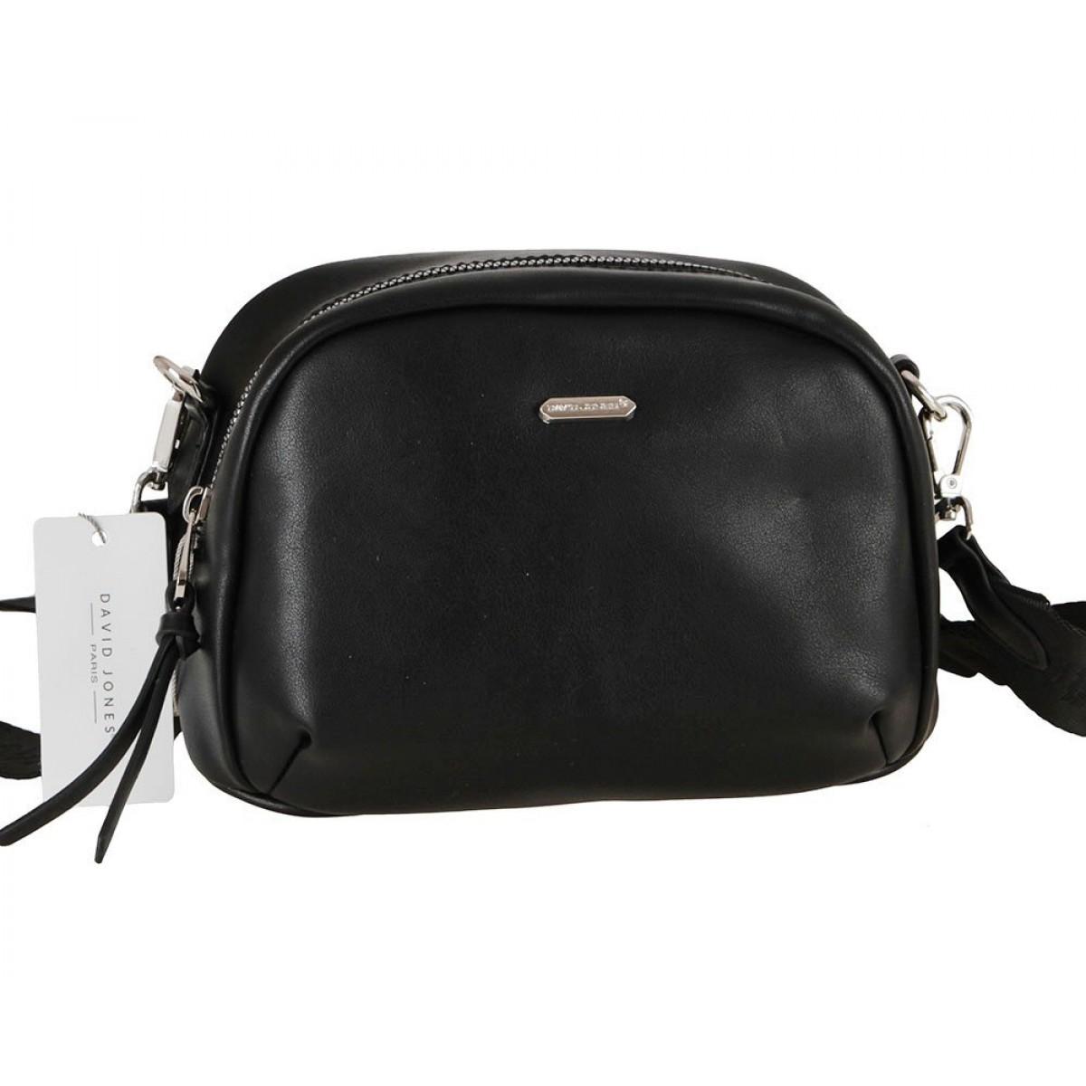 Жіноча сумка David Jones CM6000  BLACK