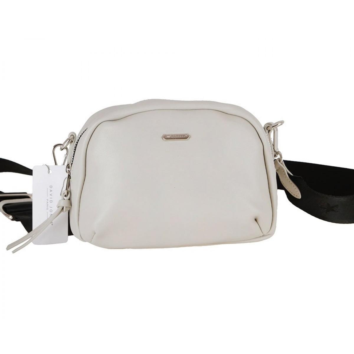 Жіноча сумка David Jones CM6000  GREY