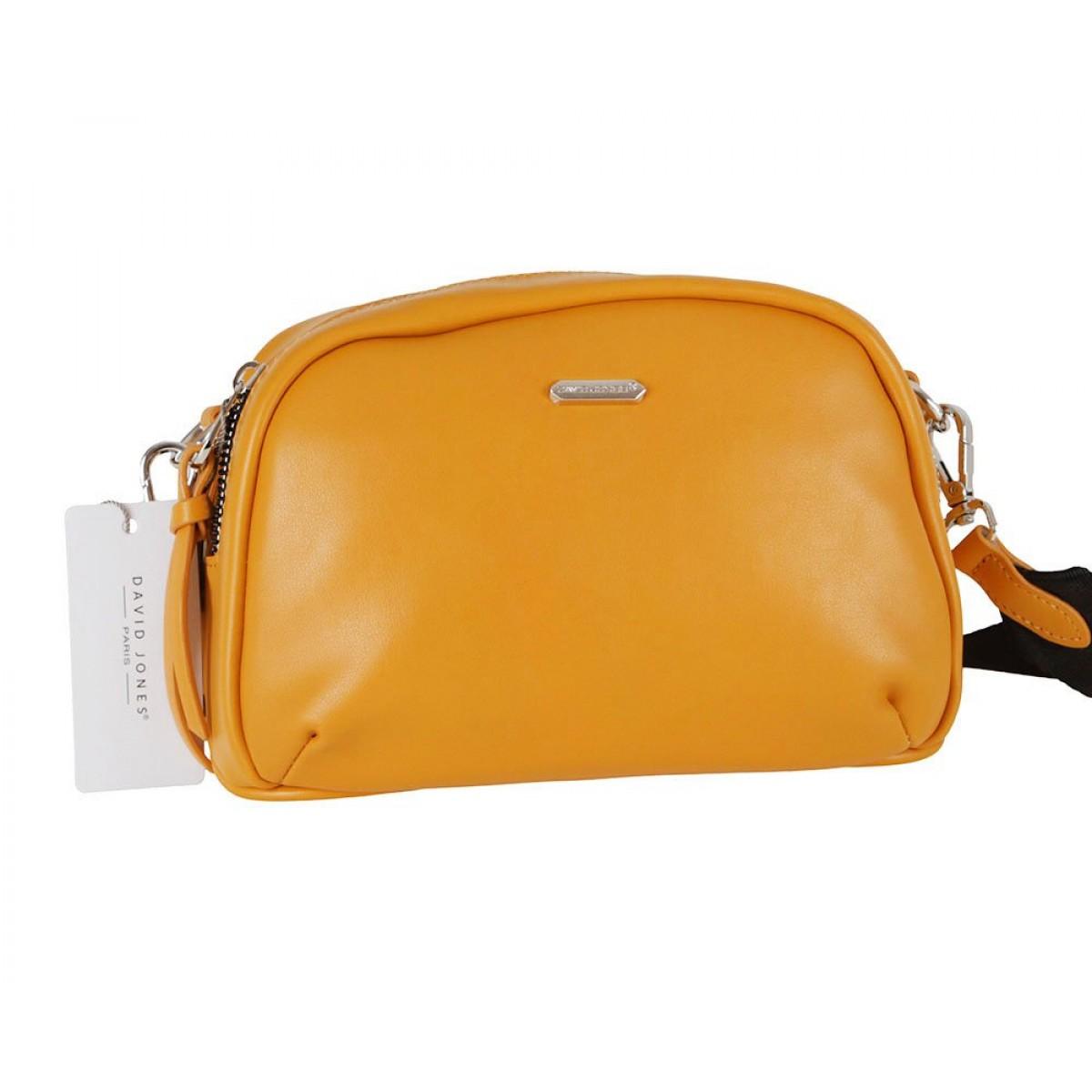 Жіноча сумка David Jones CM6000  YELLOW