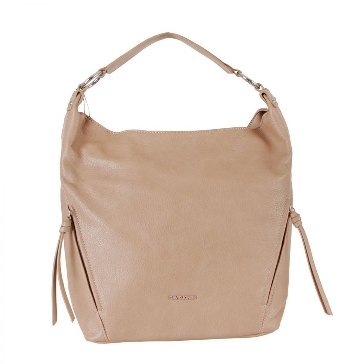 Жіноча сумка David Jones CM6003 CAMEL