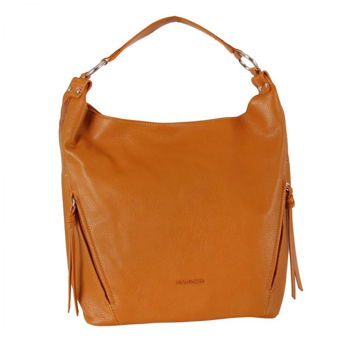 Жіноча сумка David Jones CM6003 CARAMEL