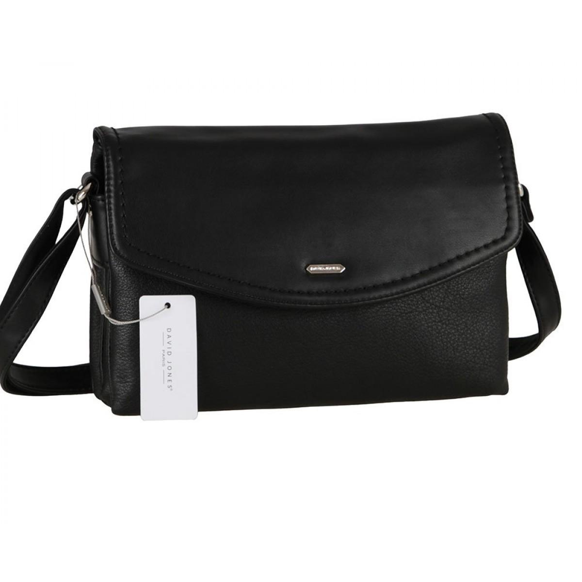 Жіноча сумка David Jones CM6009 BLACK