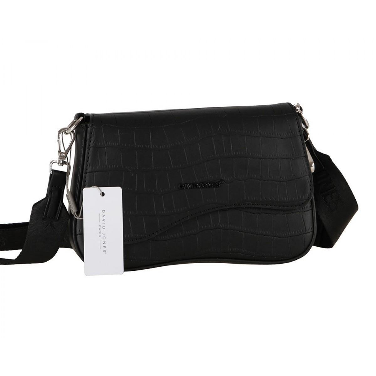 Жіноча сумка David Jones CM6013 BLACK
