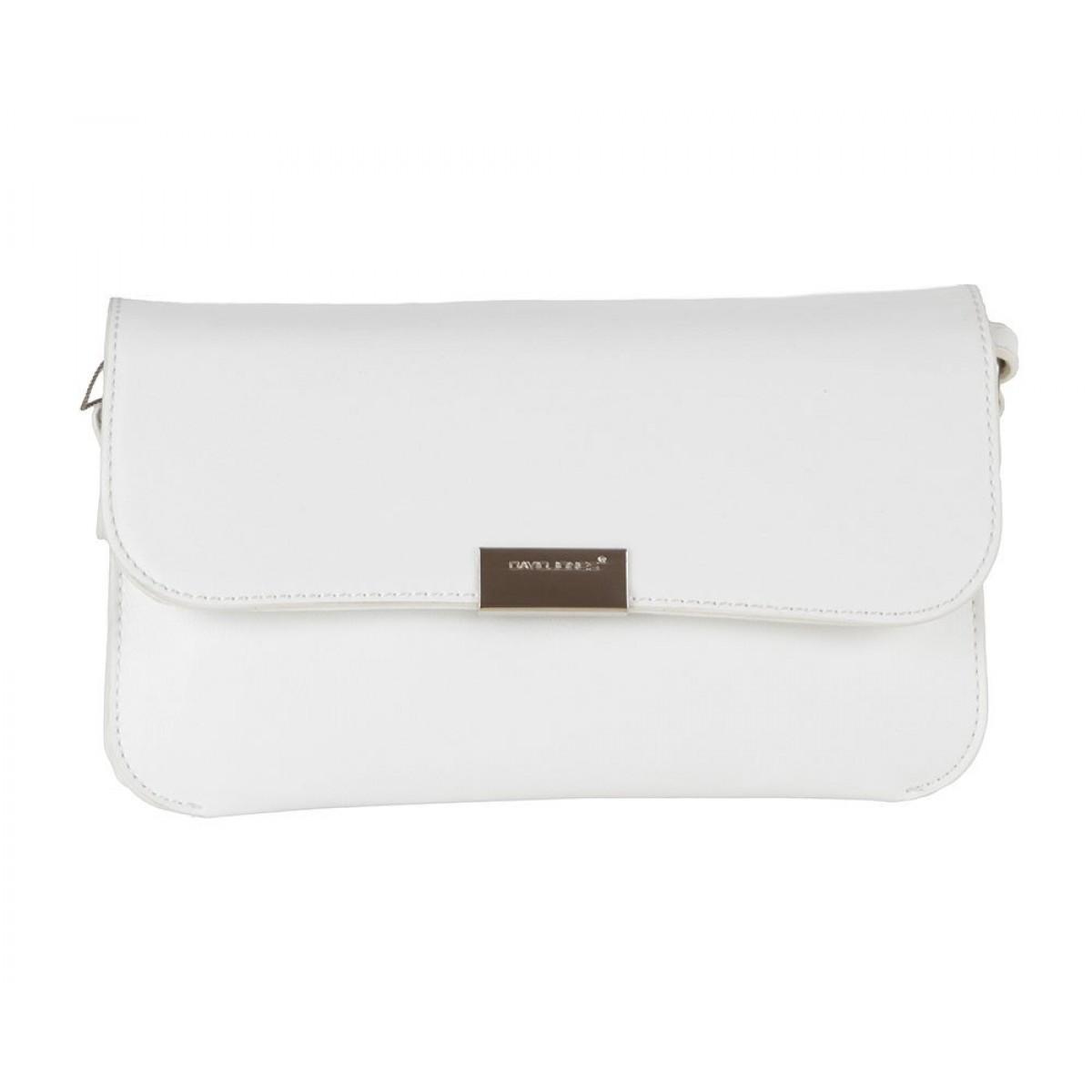 Жіноча сумка David Jones CM6018A WHITE