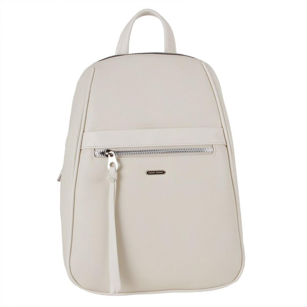Жіночий рюкзак David Jones CM6025 CREAMY WHITE