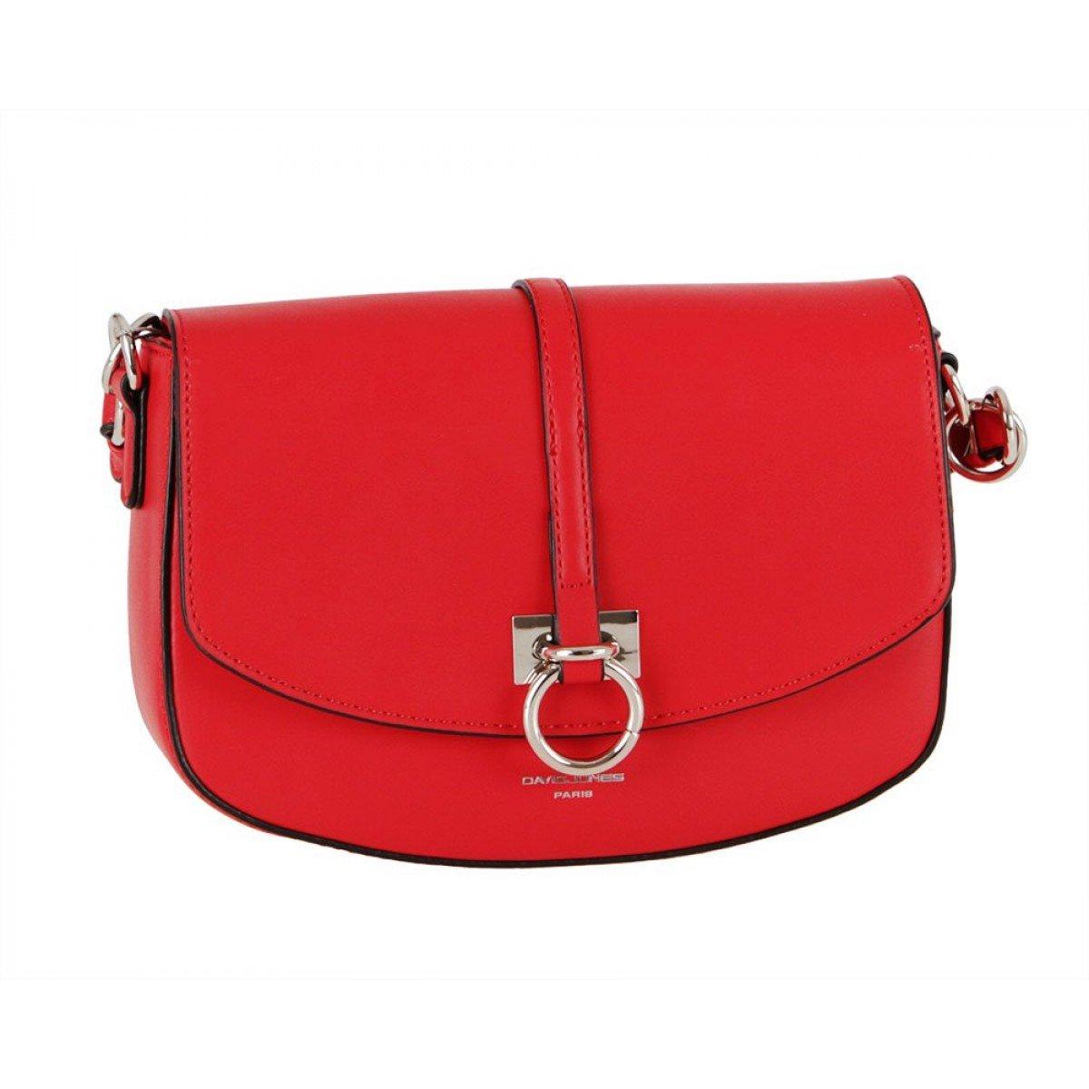 Жіноча сумка David Jones CM6035 RED