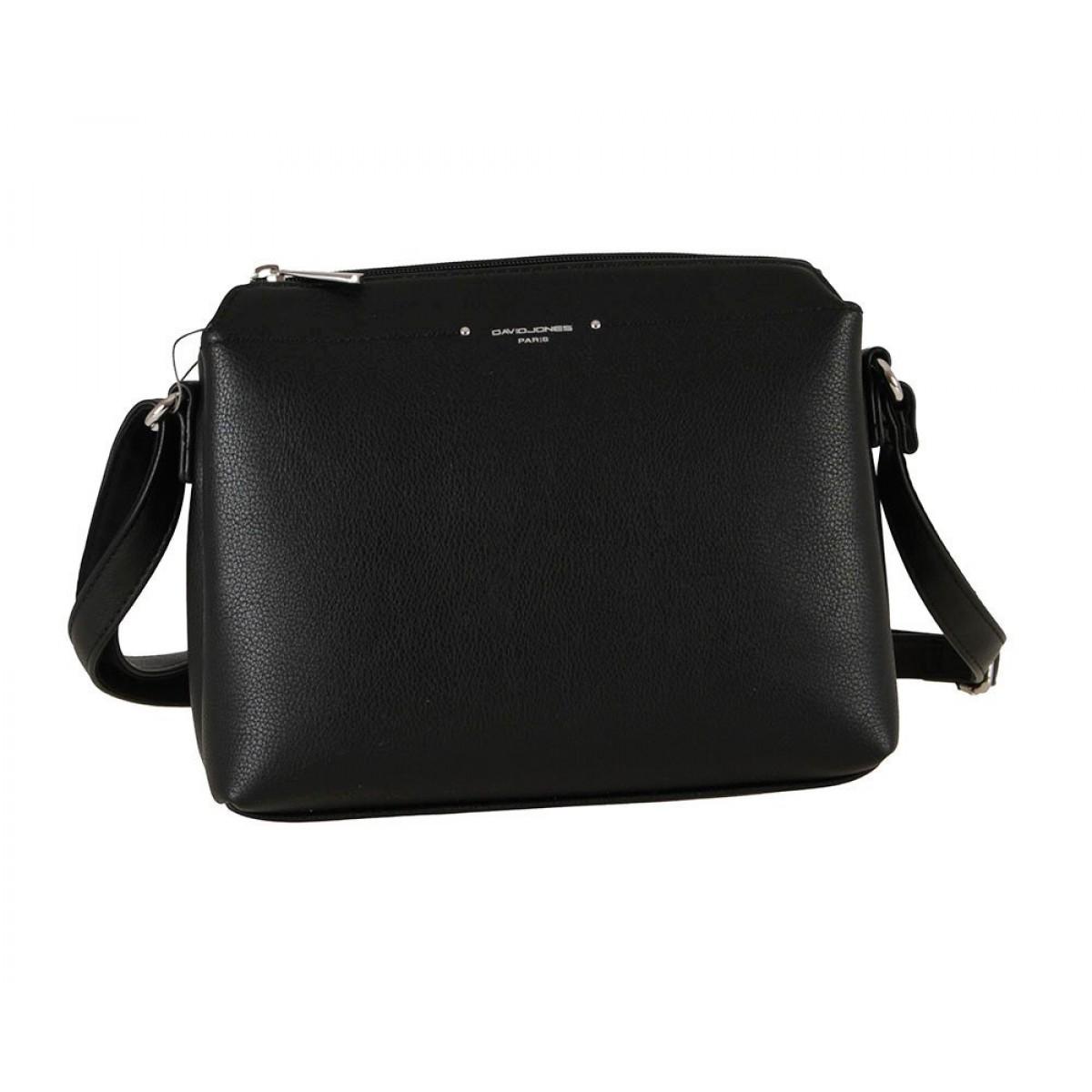 Жіноча сумка David Jones CM6058 BLACK