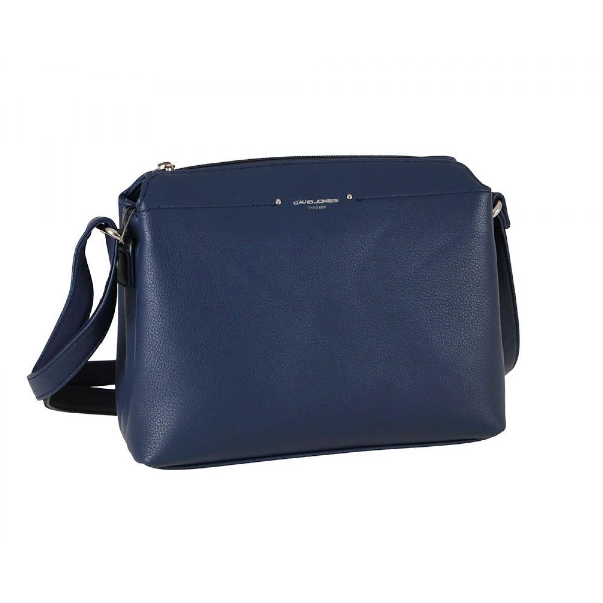 Жіноча сумка David Jones CM6058 BLUE
